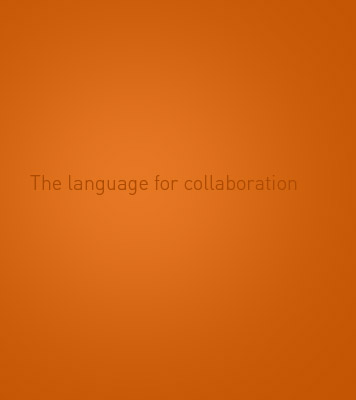Sequoyah  |  The language for collaboration